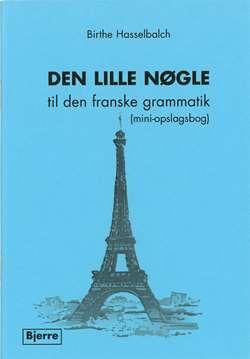 fransk grammatik bog