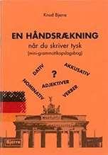 Tysk grammatik, En Håndsrækning + øvehæfte